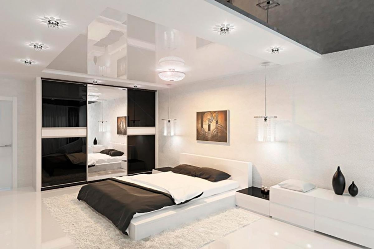 Дизайн спальни фотографии и