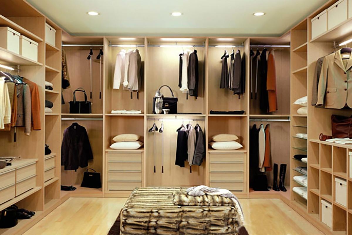Гардеробные комнаты и шкафы купе на заказ по индивидуальным .